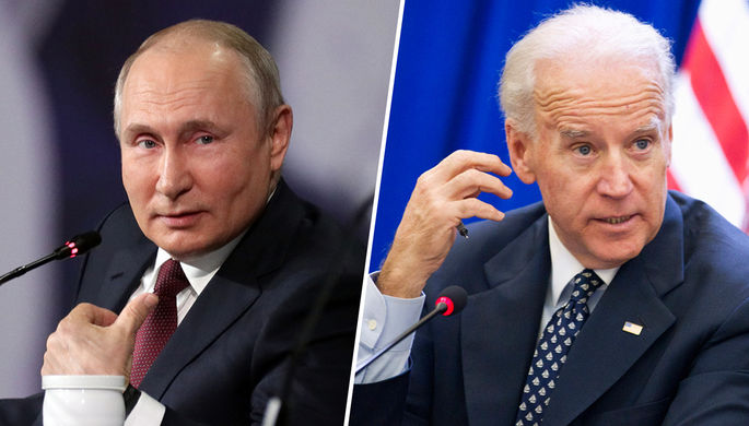 Почему Байден и Путин не будут проводить пресс-конференцию вместе