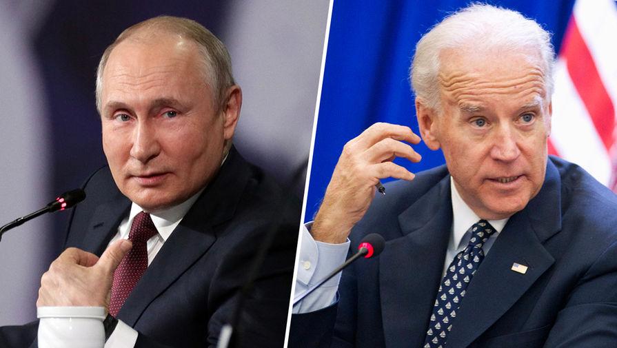 Украинские СМИ: встреча Путина и Байдена может стать страшным сном для Украины