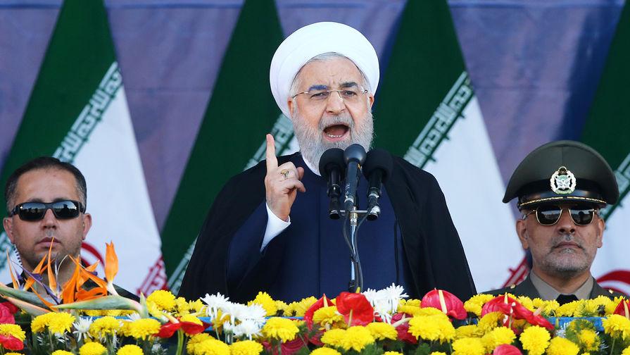 Рухани заявил, что «отрежет ноги» США на Ближнем Востоке