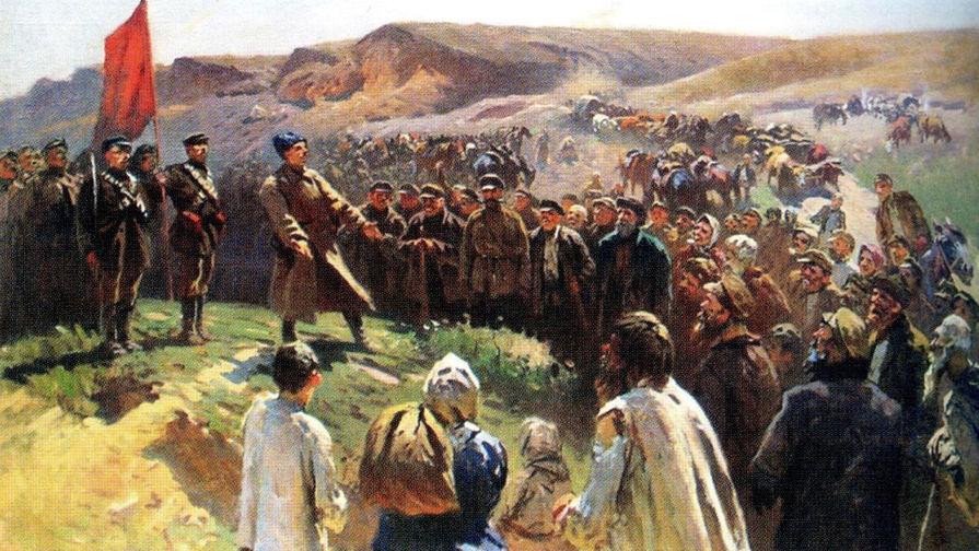 Битва за Царицын: как Сталин поссорился с Троцким