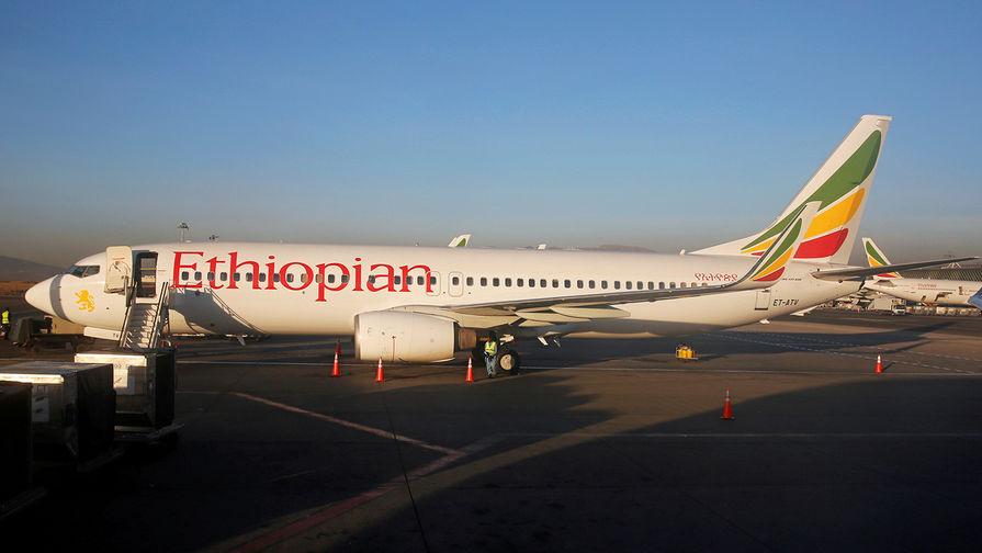 Посольство: россияне не регистрировались на рухнувший Boeing 737