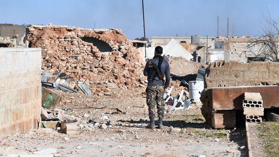 ОЗХО заявила, что именно ВВС Сирии сбросили бомбу с хлором на Серакиб в 2018 году