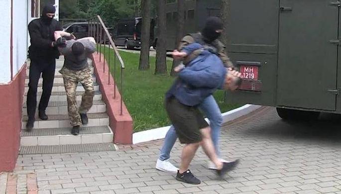 На другой континент: задержанные в Минске рассказали о своем маршруте