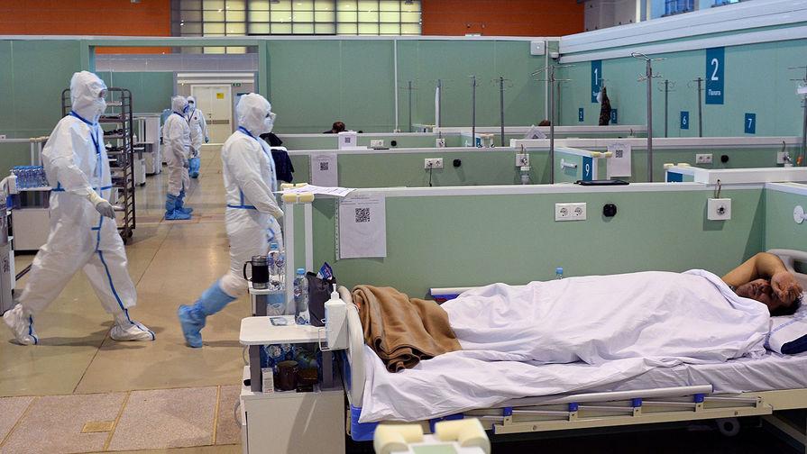 Коронавирус выявили у 7 215 жителей Москвы