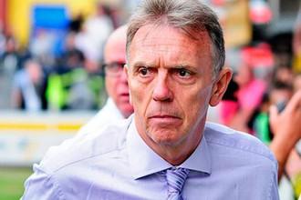 Алекс Миллер станет первым британским тренером в России