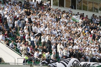 На стадионе имени Стрельцова торпедовцев собиралось больше, чем в Раменском