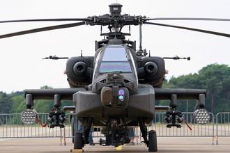 Контракт ценой около $1,4 млрд получила корпорация Boeing за 22 вертолета AH-64D Apache