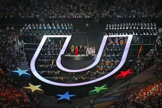 Второй день Универсиады в Казани