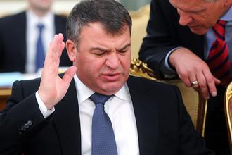 Анатолий Сердюков выйдет по амнистии, заявил источник «Интерфакса»
