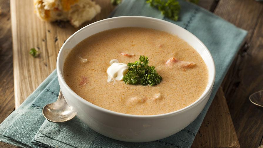 рецепты супов пюре в блендере