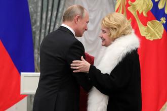 В поисках решения конфликта: что сказала Доронина Путину
