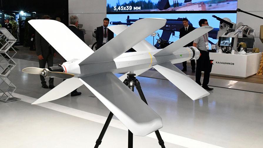 Узбекистан на учениях близ Афганистана применил российские дроны