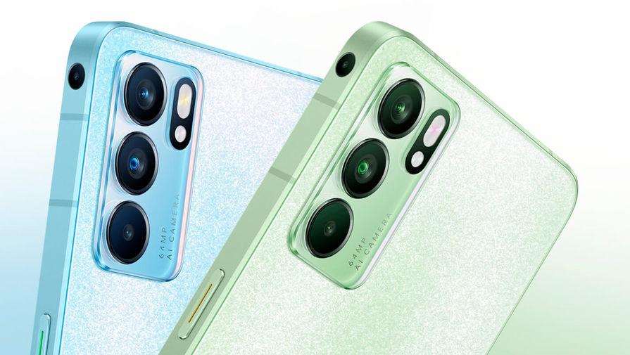 Oppo разместила камеру в боковой панели смартфона