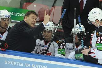 Раймо Сумманен возглавил «Авангард»
