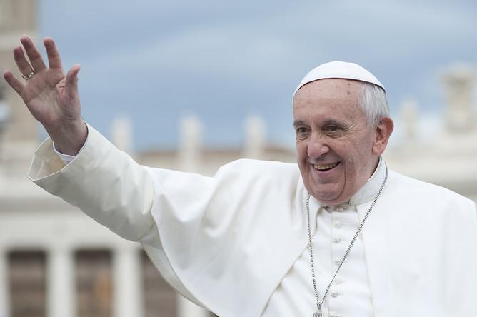 Папа Франциск, 2013 год