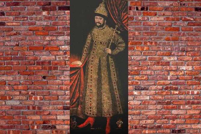 Михаил Федорович (1613–1645) <br><br> Первый правитель России из династии Романовых. Избран Земский собором, его утверждение на престоле ознаменовало конец эпохи Смутного времени
