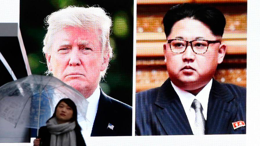 WSJ рассказал, при каких условиях Трамп снимет санкции с КНДР