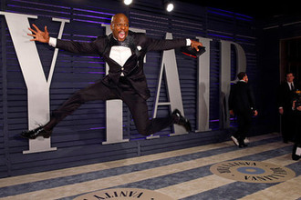 Актер Терри Крюс на афтепати журнала Vanity Fair после премии «Оскар» в Лос-Анджелесе, 25 февраля 2019 года