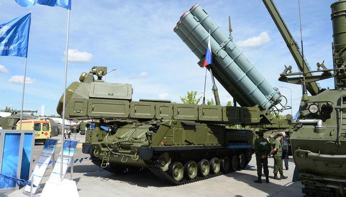 Новый клиент: Ирак хочет купить у России С-400