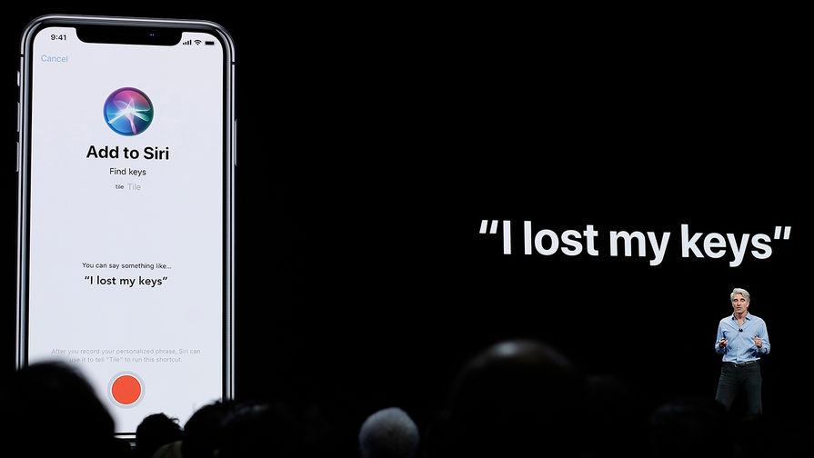 Голосовой помощник Siri дала интервью в честь своего юбилея