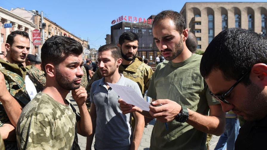 Всеобщая мобилизация: Армения перешла на военное положение