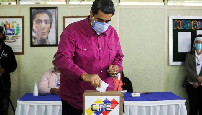 «Умеем побеждать»: Мадуро укрепил свои позиции после выборов