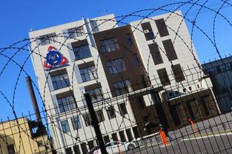 Здание компании АО «Заслон» (до 2014 года предприятие называлось НТЦ «Ленинец»)