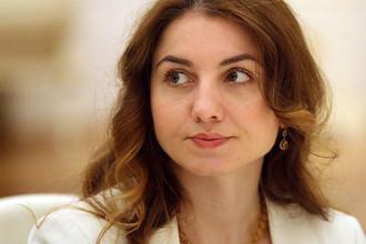 Ирина Диденкулова на встрече с лауреатами премий в области науки и инноваций в Кремле