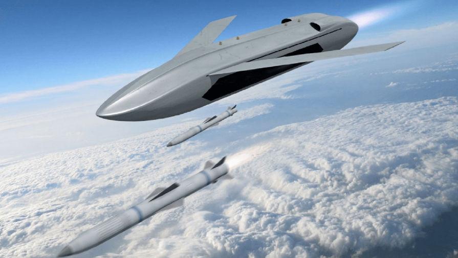 Беспилотник против истребителя: США создают противоядие для российских разработок