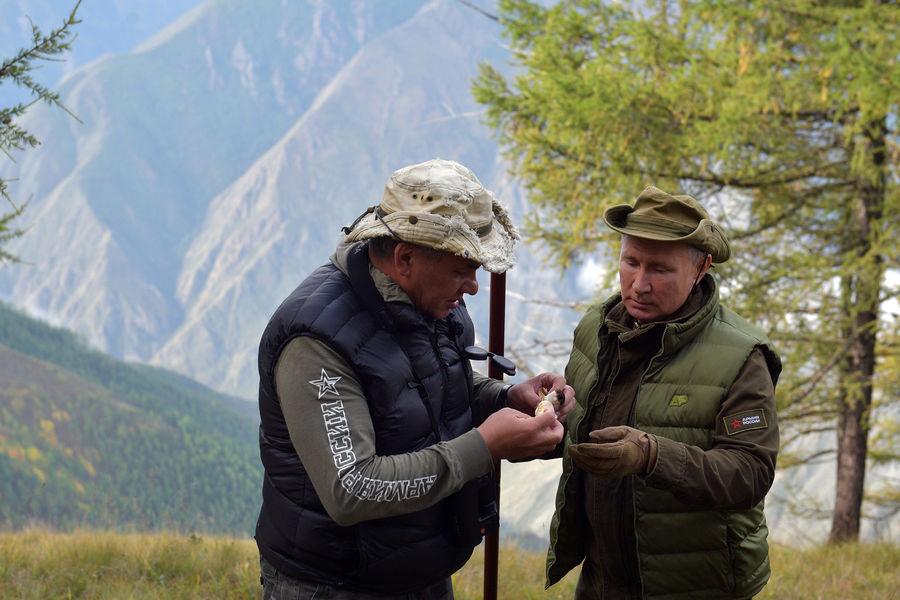 Опубликованы видеокадры недавнего отдыха Путина Рё РЁРѕР№РіСѓ РІРЎРёР±РёСЂРё