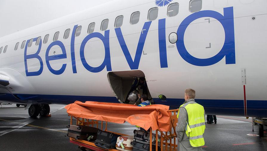 Словакия закрыла небо для самолетов Белоруссии