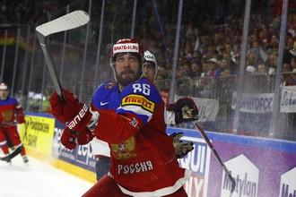 Несмотря на результативную игру на групповом этапе, от Никиты Кучерова ожидают большего