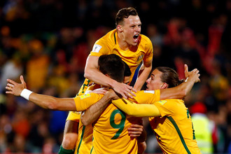 Сборная Австралии постарается сотворить чудо в матче с Германией