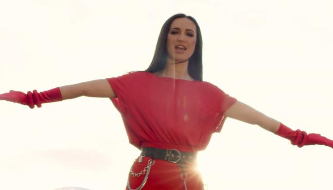 Кадр из клипа «Чемпион»