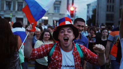 Определился соперник сборной России в четвертьфинале ЧМ-2018