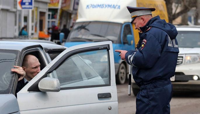 Арест на дороге: как ловят злостных неплательщиков