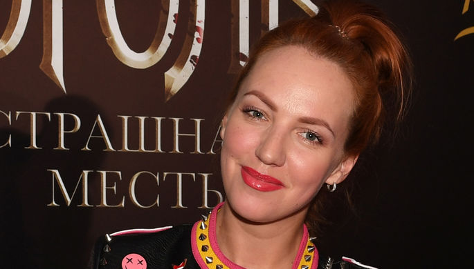 Актриса Ольга Куриленко
