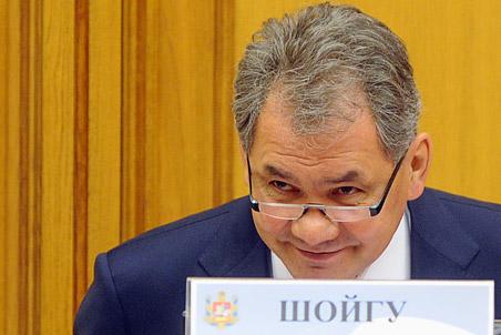 Сергей Шойгу проработал в должности губернатора Московской области неполные семь месяцев