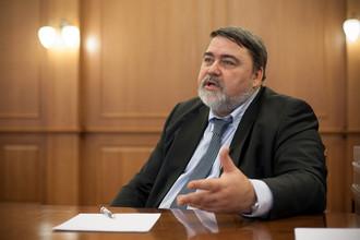 Руководитель Федеральной антимонопольной службы Игорь Артемьев