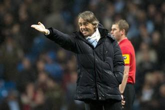 Руководство «Манчестер Сити» предъявило Манчини ультиматум