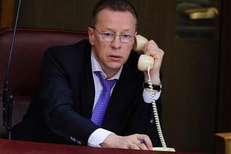 Замглавы аппарата правительства Андрей Логинов