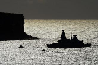 Британский эсминец «Daring»