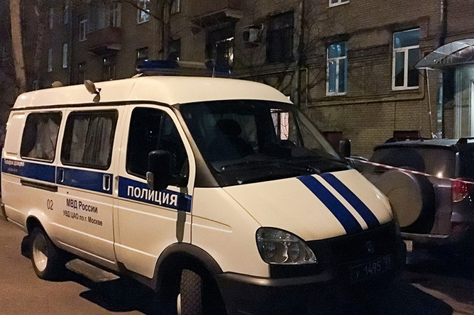 Ситуация у дома 7 по 3-й Фрунзенской улице, где жил 48-летний предприниматель Рашид Бозиев