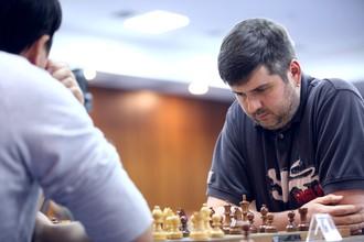 Петр Свидлер вышел в 1/4 финала Кубка мира по шахматам