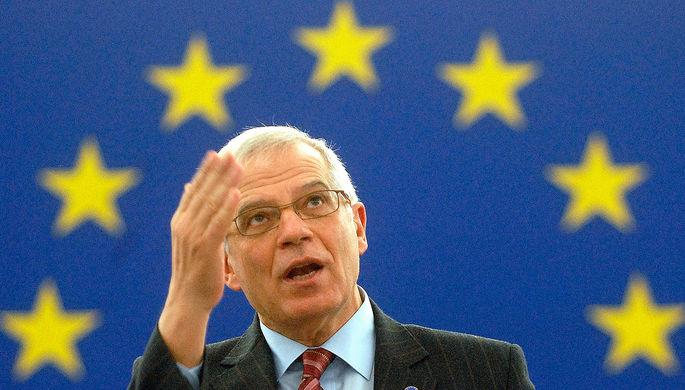ЕС пришел к согласию: Боррель анонсировал санкции против России