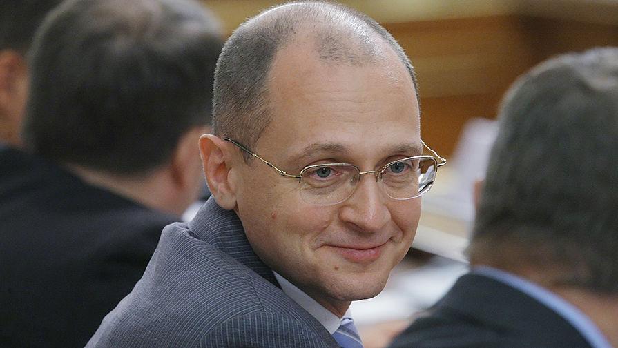 Немного о Владимире Кириенко