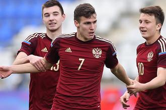 Сборная России U19