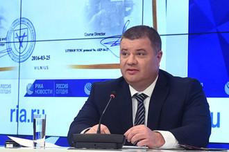 Подполковник Службы безопасности Украины (СБУ) Василий Прозоров