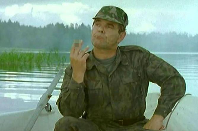 Кадр из фильма «Особенности национальной охоты» (1995)