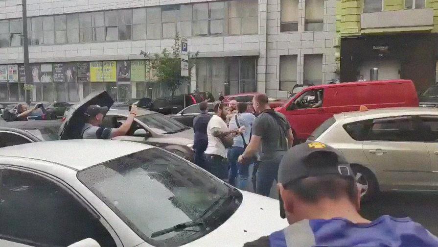 Дело завели после нападения на Порошенко